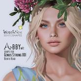 { wren's nest } Abby Shape for Genus Strong Bento head