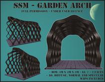 SSM - Garden Arch