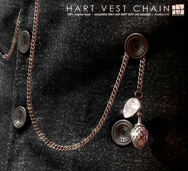 [Deadwool] Hart vest chain