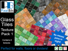 AMAZING Glass Tiles Texture Pack!