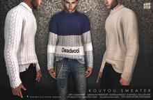 [Deadwool] Kouyou sweater - DEMO