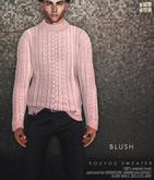 [Deadwool] Kouyou sweater - blush