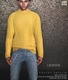 [Deadwool] Kouyou sweater - lemon