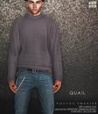 [Deadwool] Kouyou sweater - quail