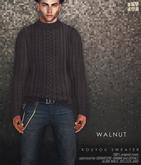 [Deadwool] Kouyou sweater - walnut