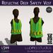 Deer Safety Vest (Reflective)