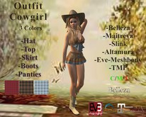 *NFS*Outfit-Cowgirl(add.me)