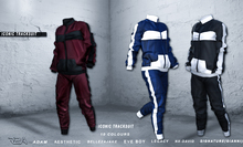 R2A ICONIC TRACKSUIT W/HUD