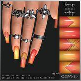 KOSMETIK // Nail Applier // Orange Sunrise MAITREYA