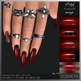 KOSMETIK // Nail Applier // Muted Pleasure OMEGA