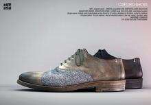 [Deadwool] Oxford shoes - DEMO