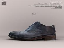 [Deadwool] Oxford shoes - blue