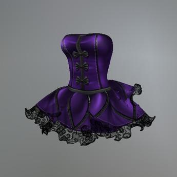 Violet Tchaikovsky Maitreya Dress
