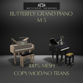 Butterfly Grand Piano M5 v2.6