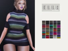 .::Elle Boutique::.  Lona Dress   *** PROMO
