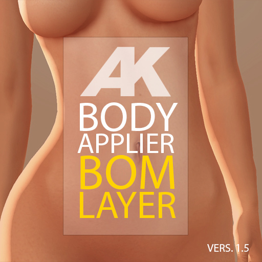 [AK BOM] - Body Appliers 1.5