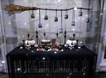 Asura: Harroween Candy bar. Pumpkins & skull