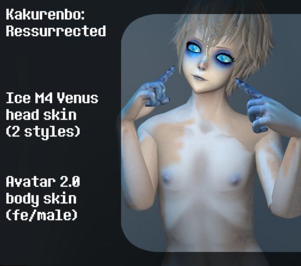 Kakurenbo: Micro Ice Skin (M4 Venus)