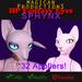 M*P HP Fantasy Eyes - Sphynx