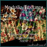 Madville Textures - Drape Textures - Flowers Set 02