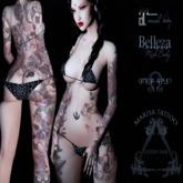 Leven Ink Tattoo - Marisa Original