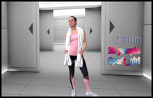 MESH PEOPLE - YO_V.Sport_girl