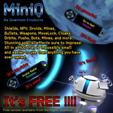 MiniQ - Smart, Fast, and Fun! (Demo)
