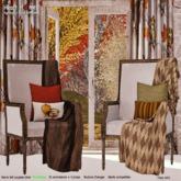 <Heart Homes> Warm Fall - Couple chair (PG)