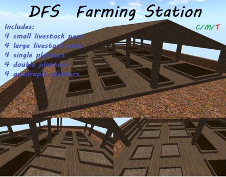 {{P.I.D&D}} DFS Farming Station [boxed]