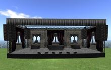 Gargoyle Castle Goth Stage