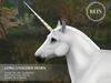 REIN - TeeglePet Long Unicorn Horn SHETLAND PONY