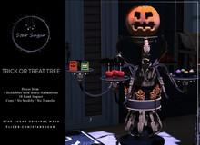 *SS* Trick or treat tree