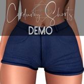 .KIMBRA. - Corduroy Shorts [DEMO]