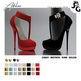 ::SG:: Adelina Shoes - SLINK
