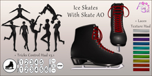 AvaGirl - Ice Skates with AO & Tricks Control Hud v3.1