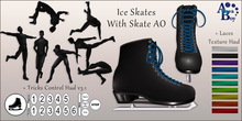AvaBoy - Ice Skates with AO & Tricks Control Hud v3.1