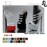 ::SG:: Trisha Shoes - LEGACY