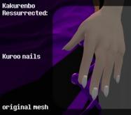 Kakurenbo: Kuroo nails