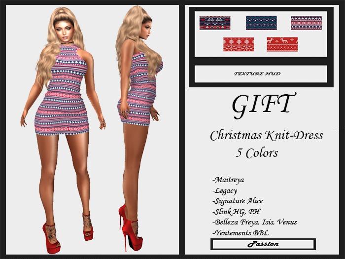 GIFT-Christmas-Knit-Dress
