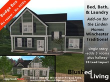 Blushed Living - Bed, Bath, and Laundry Budget Box