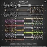 7. BAMSE : Whacker - Fury (Box)
