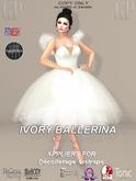 Ivory Ballerina