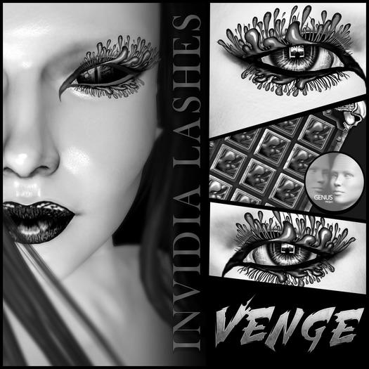 VENGE - Genus - Invidia Lash Demo