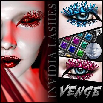 VENGE - Genus Lashes ' Invidia ' *Add Me*