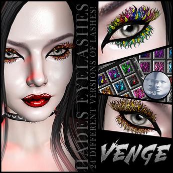 VENGE - Genus Lashes  ' Hades ' *Add Me*