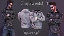 INVICTUS - Sweatshirt - Grey