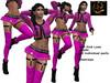 [RG] Hot Pink Love Outfit (DemoBox)