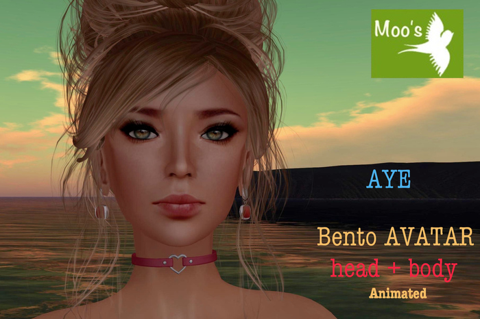 AYE FULL BENTO AVATAR animated (Head & Body)