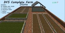 ((P.I.D&D)) DFS Complete Farm Stone