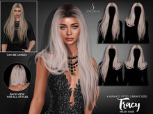 Sintiklia - Hair Tracy - Light blondes